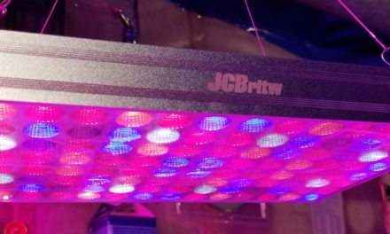 JCBritw 100Watt LED Grow Light Full Spectrum UV IR
